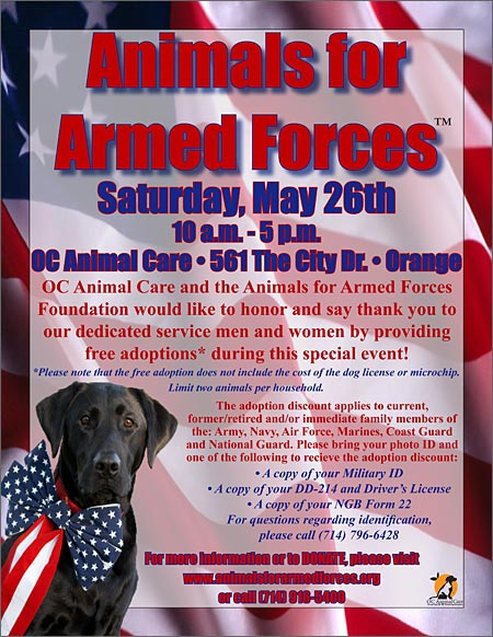 Animals for Veterans