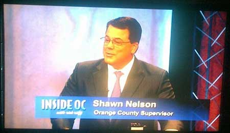 Supervisor Nelson on Inside OC.