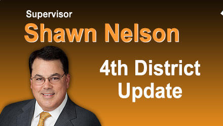 Chairman Shawn Nelson - 4th District Update